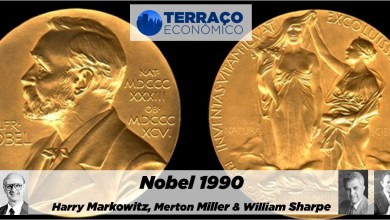 Photo of Nobel 1990: Harry M. Markowitz | por Pedro Lula Mota e Victor Duran