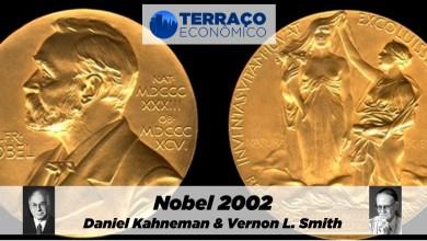 Photo of Nobel 2002: Daniel Kahneman | por Gabriel Brasil