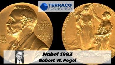 Photo of Nobel 1993: Robert Fogel   por Thales Zamberlan Pereira