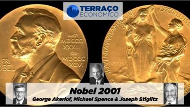 Photo of Nobel 2001: Akerlof, Spence e Stiglitz | por Pedro Fernando Nery