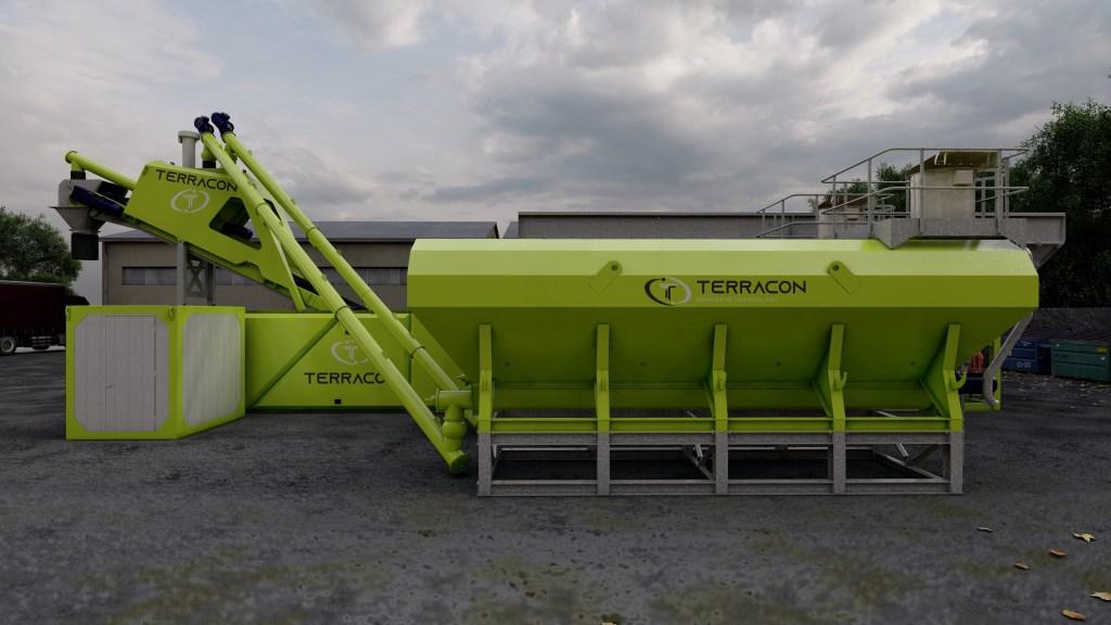 Terracon Bulk Powder Storage Solutions