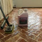 Dealing With Grout Smears On New Terracotta Floor Tiles Stone Cleaning And Polishing Tips For Terracotta Floors