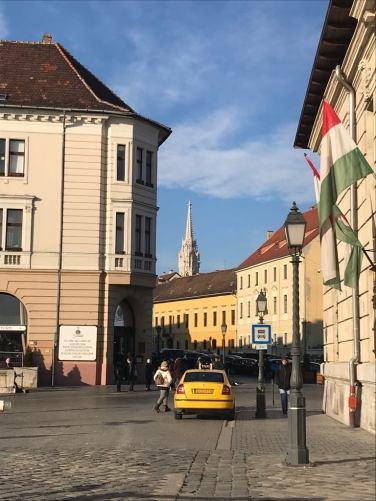 Scorcio di Budapest