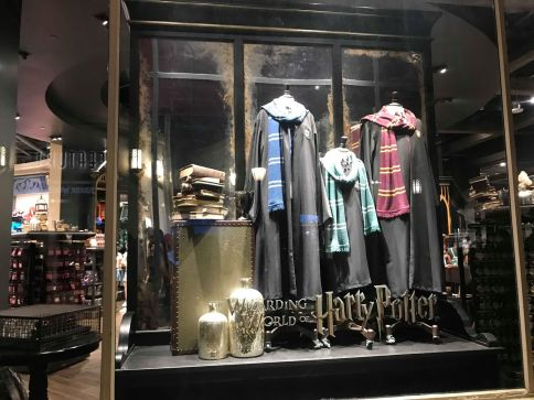 Uniformi della saga di Harry Potter