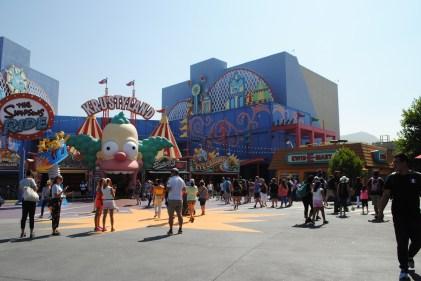 The Simpsons Village