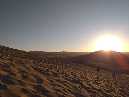 Deserto di Huacachina