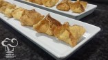 raviolis de pasta wonton