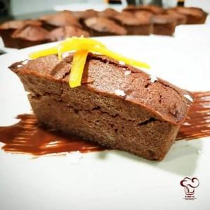 Receta de Brownie de chocolate