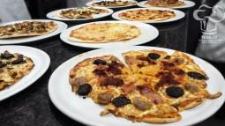 Receta de pizza