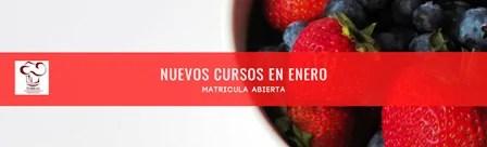 Nuevos cursos de pasteleria y reposteria en octubre