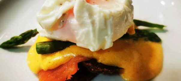 Receta de huevos Benedictine