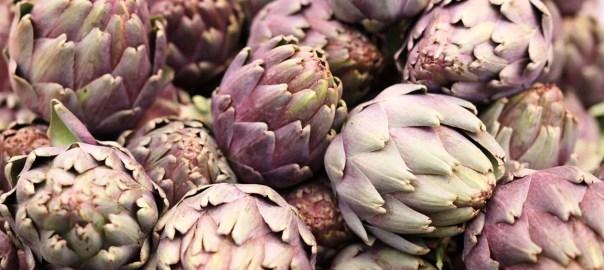Alcachofas y dieta mediterránea