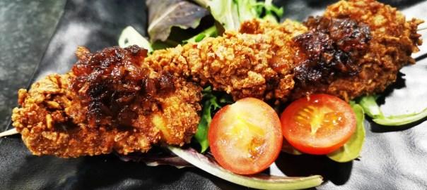 Receta de pollo al curri con kellogs