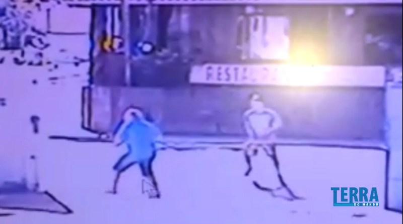 Suspeito de duplo homicídio é preso em Paraisópolis