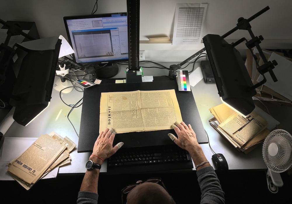 Project Librarians Archivists