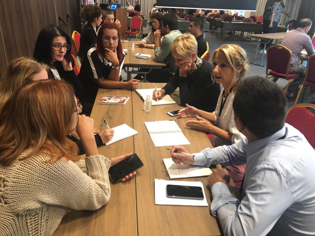 Учесници - рад у групама