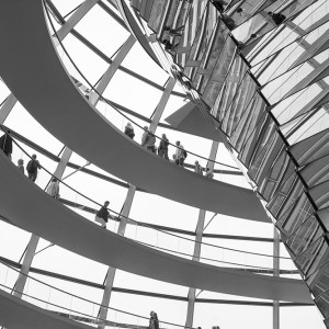 Reichstag Dome, Norman Foster  Berlin  Germany