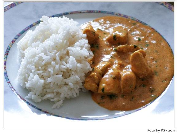 Schnell & Lecker: Curry-Geschnetzeltes