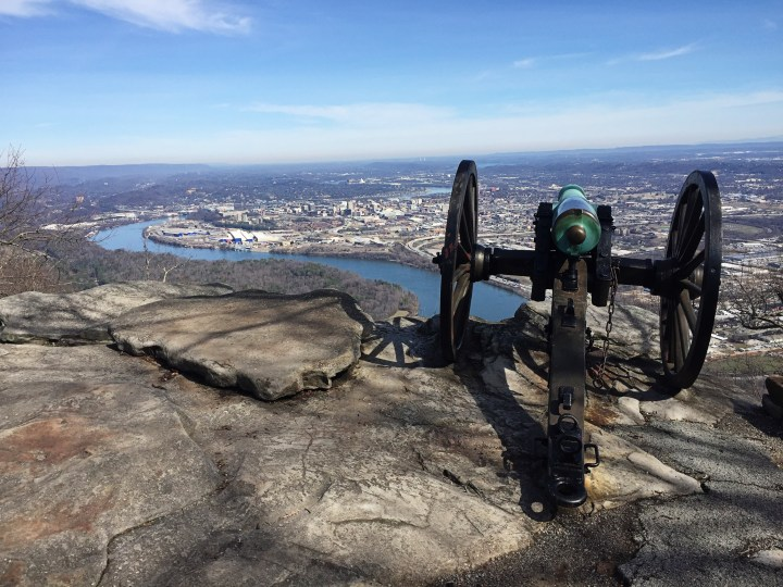 Road Trip Pit Stops: Chattanooga National Military Park