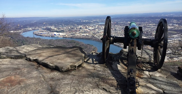 Road Trip Pit Stops: Chickamauga and Chattanooga National Military Park    terragoes.com
