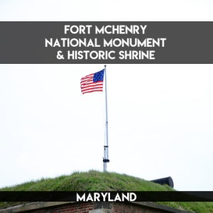 Fort McHenry National Monument & Historic Shrine || TERRAGOES.COM