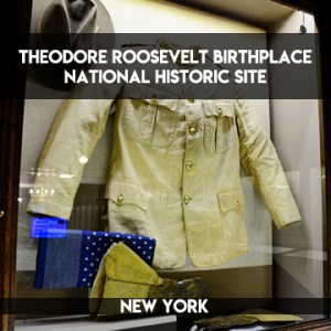 Teddy Roosevelt's Birthplace || A National Historic Site || terragoes.com