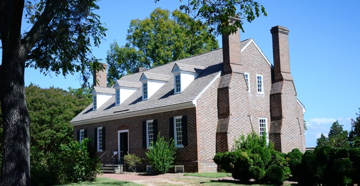 George Washington Birthplace National Monument || TERRAGOES.COM