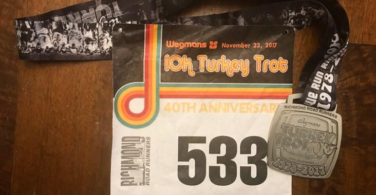 Richmond Turkey Trot 2017 || TERRAGOES.COM