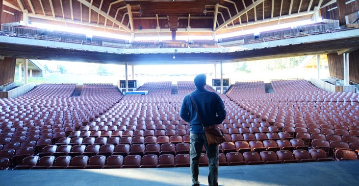 Wolf Trap National Park for the Performing Arts || TERRAGOES.COM