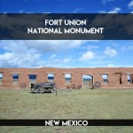 Fort Union National Monument || TERRAGOES.COM