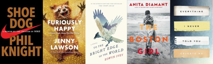 The Five Best Books I Read in 2017