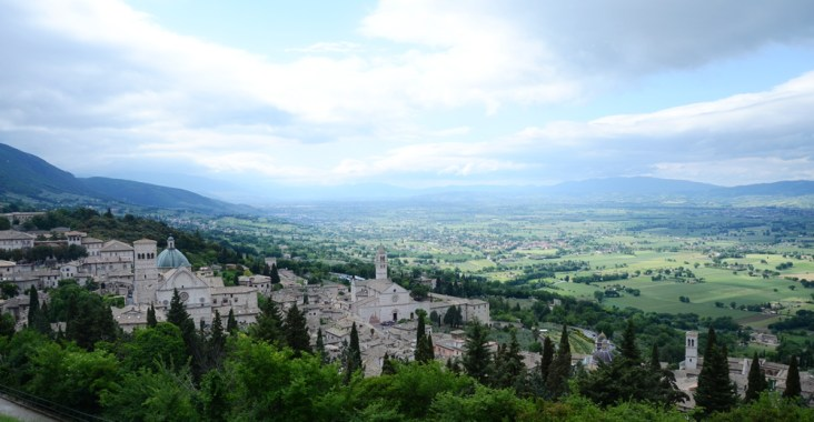 Assisi, Italy || TERRAGOES.COM