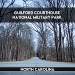 Guilford Courthouse National Military Park || TERRAGOES.COM
