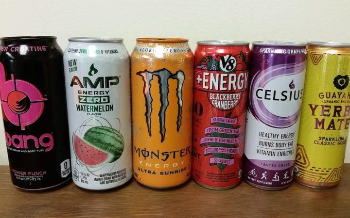 Healthiest Energy Drinks - Energy Etfs