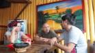 PEREIRA / Repas du Pacific