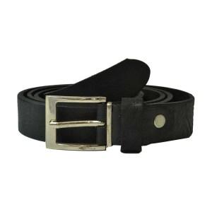 Black Thin Belt