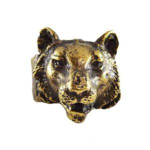Tiger Bronce Ring