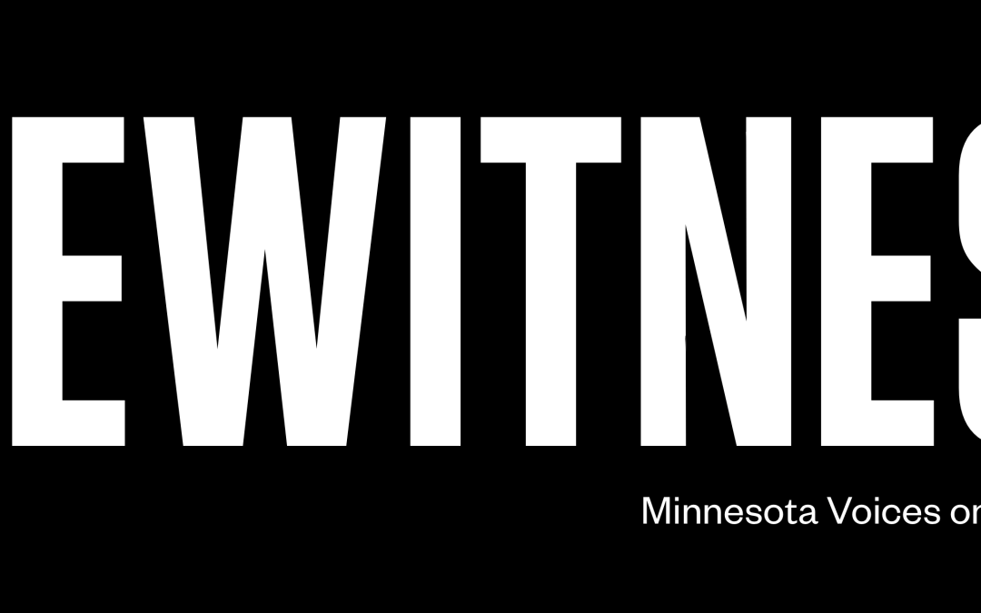 EYEWITNESS Minnesota Voices on Climate Change
