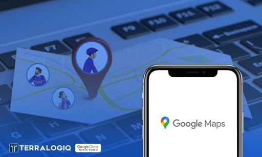 penyedia layanan google map indonesia