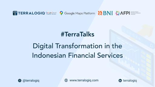 financial services Indonesia webinar Terralogiq sektor Jasa keuangan Indonesia