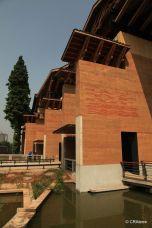 Wang Shu Wa Shan guest house, Hangzou, Chine