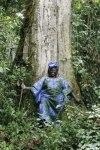 Wangari Maathai, Nobel Peace Prize recipient.
