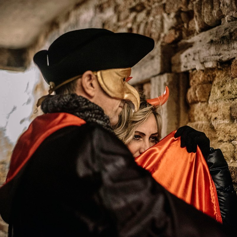 PER 2018-02-10 STREET PHOTOGRAPHY LAB-VENICE CARNIVAL