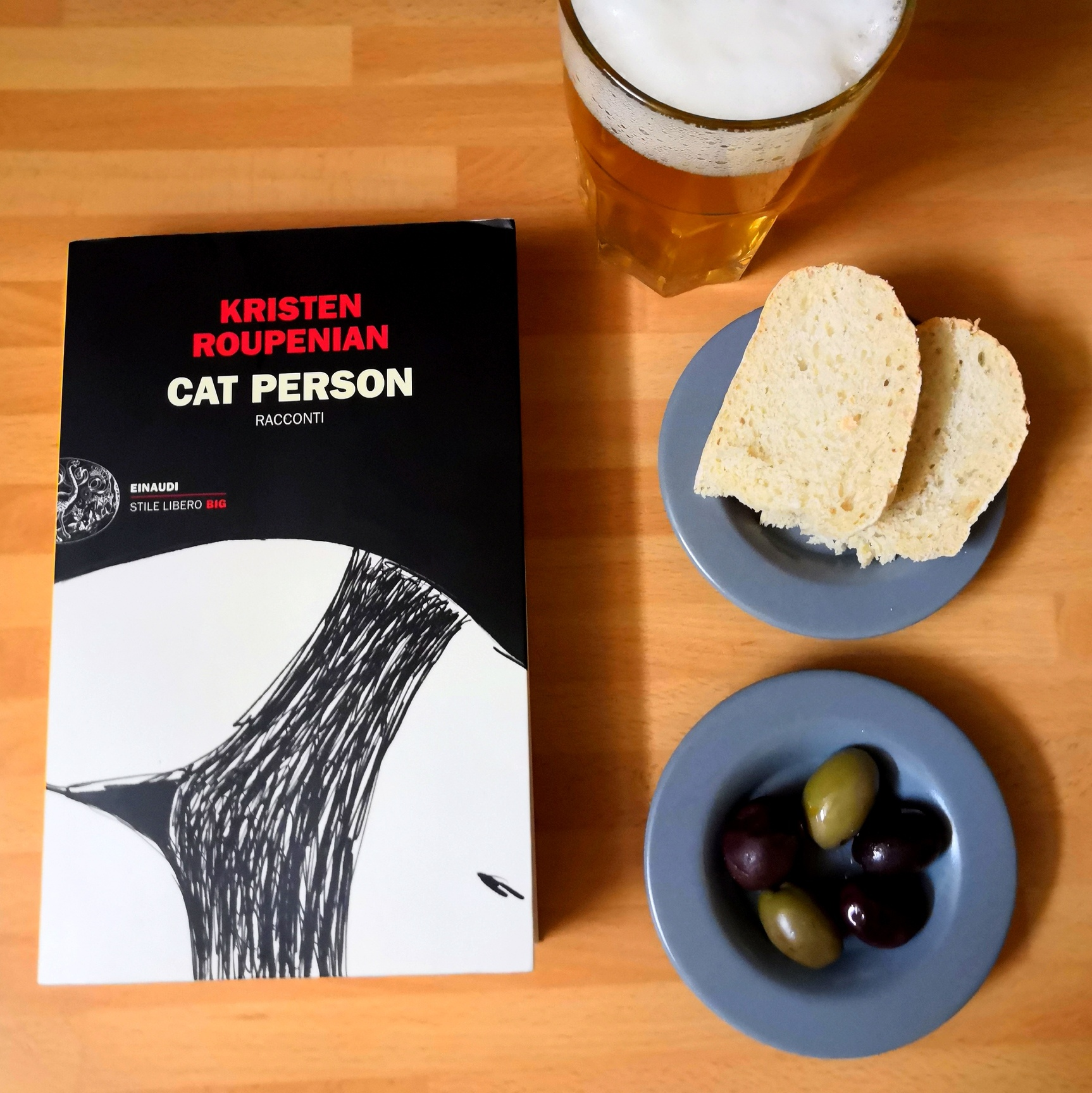 Cat Person – Kristen Roupenian