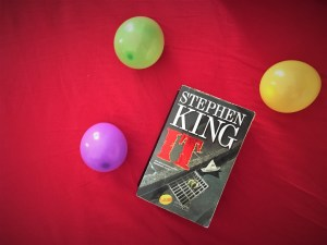 Una vita in libri: l'adolescenza e l'età adulta. It di Stephen King.