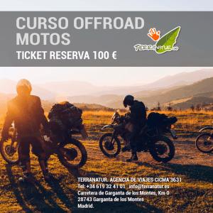Curso offroad motos
