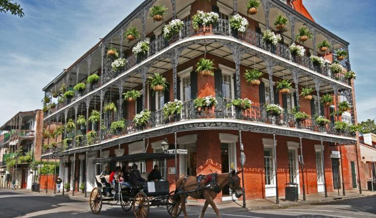 New Orleans & Caribbean Cruise
