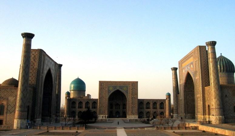 Über Adventures: Caravan Across Uzbekistan