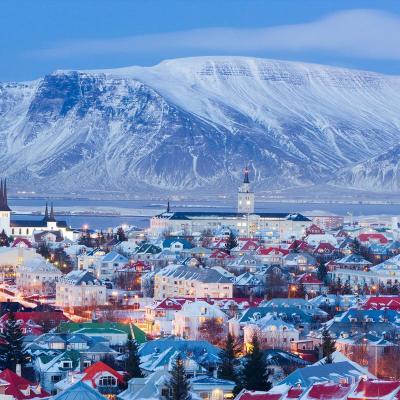 Best Capital Cities in Northern Europe (Copenhagen & Reykjavik)