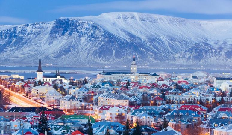 Best Capital Cities in Northern Europe (Copenhagen & Reykjavik)